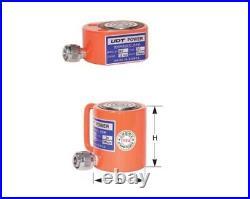 UDT POWER URS-503 128 x 110mm Hydraulic Short Ram Jack Tons 50T Stroke 45mm