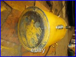 Yellow Enerpac Rr-500 Ton Ram, Double Action 6in Stroke